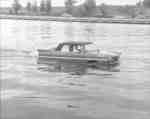 LH2101 Amphicar Driving in Lake Ontario
