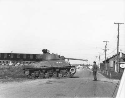 LH2161 Tank Training