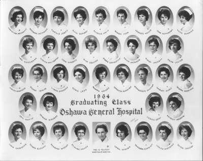 LH2437 OGH Nursing Class of 1964