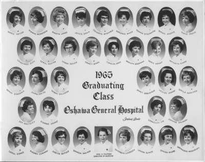 LH2438 OGH Nursing Class of 1965