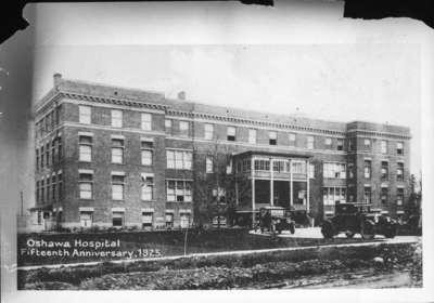 LH2185 Oshawa Hospital Fifteenth Anniversary