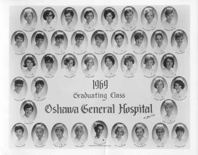 LH2442 OGH Nursing Class of 1969