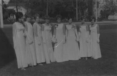 LH2302 Nursing School - Graduation 1968