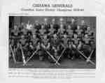 LH2511 Oshawa Generals Hockey Team, 1939-1940