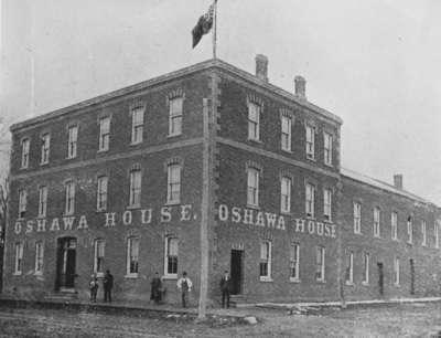 LH0351 Oshawa House