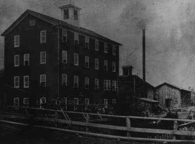 LH0353 Empire Woollen Mills