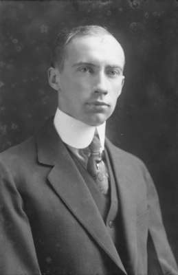 Ewart McLaughlin