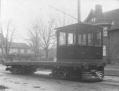LH0617 Oshawa Railway Company, Freight Car 44