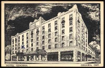 Genosha Hotel
