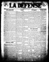 La Defense, March 7, 1918