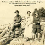 A Whispered History: The People of Buchanan Township