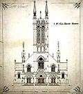 Toronto's Sanctuaries - Church Designs by Henry Langley