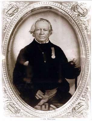 James Fortier Photograph- Fort Detroit Medal