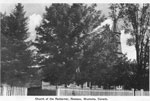 Church of the Redeemer - Postcard published by J.E. Evans - RC0051