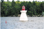 Lighthouse - Rosseau - Aug. 1995, One - RL0013