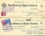 Cancelled cheques - RM0023