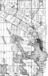 Lake Rosseau Section of the Map of Humphrey Township 1879 - RV0024b