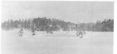 Ice Harvesting in Coate Bay, Two - RI0070