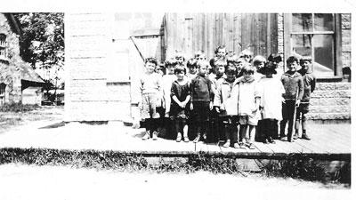 SS#7 Humphrey-Rosseau Junior Room at Humphrey Township Office - SS0006