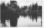 Postcard of the Shadow River - SR0006