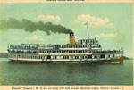 The Sagamo on it's 100 mile Cruise - RN0003