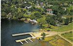Birdseye View of Rosseau - RV0030
