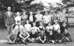 SS#7 - Humphrey-Rosseau 1953 Senior Room - SS0031