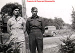 Bissonette, Francis and Bissonette, Duncan - Vets WW II - RP0065