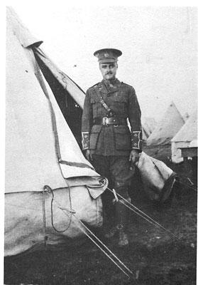 Ditchburn, Lt. Joseph - Vet WW I - RP0076