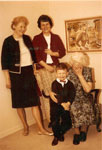 Gates (Murray), Agnes  - 4 generations - 1962 - RP0320