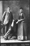 Jackson, George & his wife Isabella (Ruxton) - RP0518