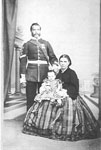 Jackson, Hugh  with wife Elizabethson George - RP0519