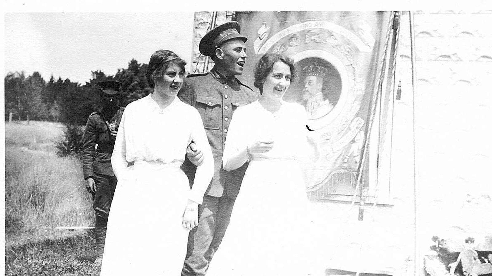 Lucy Mary Beley, Hugh Mays Jackson, & Susan
