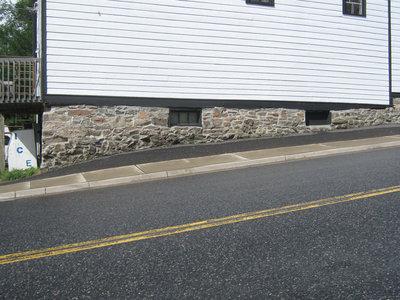 Stonemasonry - #1 Rice Street - Rosseau General Store - RI0095
