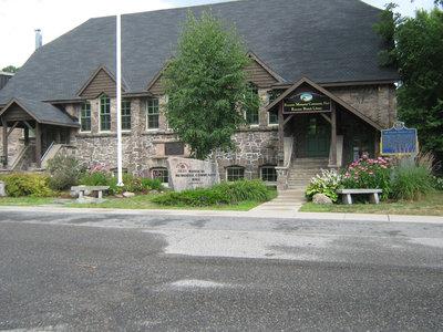 Stonemasonry - #2 Victoria Street West - Rosseau Memorial Community Hall - RI0104