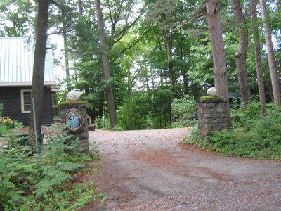 Stonemasonry - Cottage at 20 Rossmoyne Road - RI0106