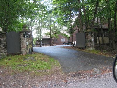 Stonemasonry - Cottage at 14 Rossmoyne Road - RI0107
