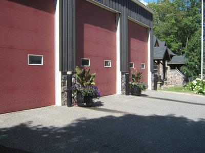 Stonemasonry - #4 Victoria Street West - Rosseau Fire Hall - RI0139