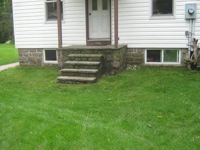 Stonemasonry - #21 HWY 632 - Fraser home - RI0141