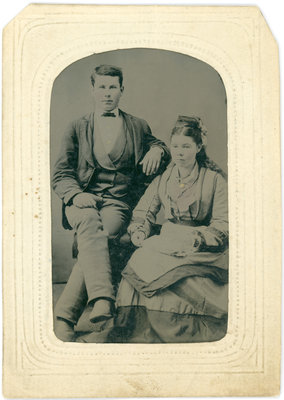 William Bass and Bessie Clegg