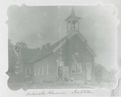Delta Schoolhouse on William Street