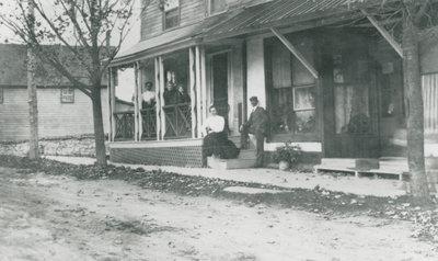 House Delta Ontario c. 1905