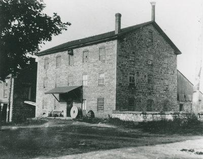 Old Stone Mill, Delta, Ontario