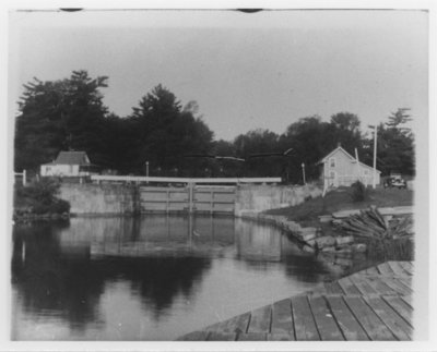 Newboro Lock Station