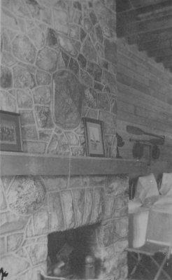 Interior of Fettercairn