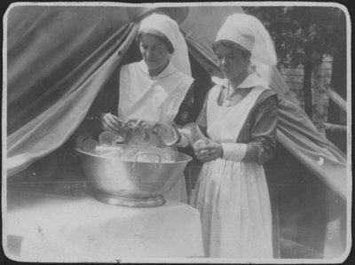 Nurses at Fettercairn