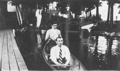 Canoeing at Fettercairn