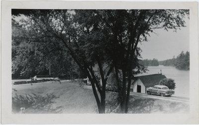 Davis Lock circa 1960