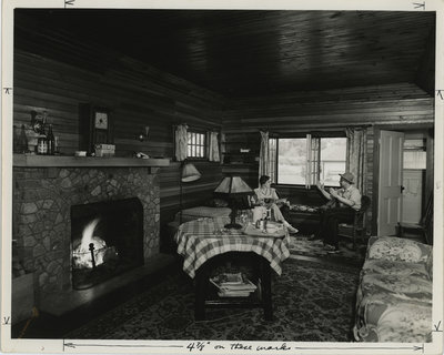 Pines Cottage, Opinicon Hotel