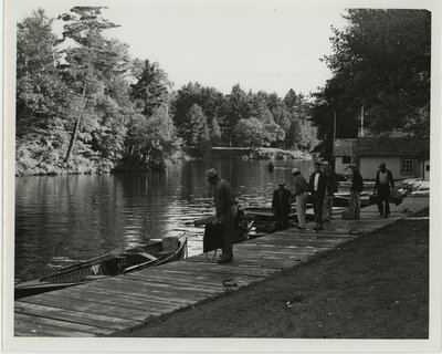 Fishing Guides at Chaffey's Lock